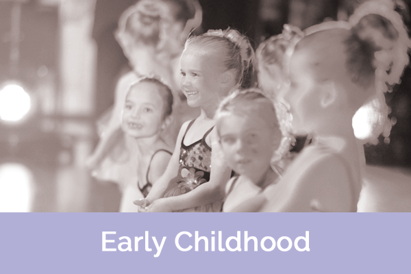 Academy of Dance Arts Rapid City South Dakota - Early Childhood Stage