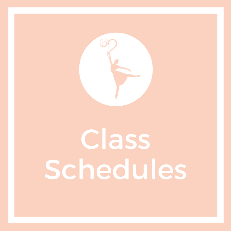 Link for class schedules