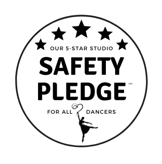 5 Star Safety Pledge Badge